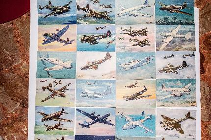 Cpa collection des avions francais   Louis Petit